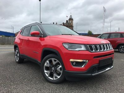 used Jeep Compass 1.4 MultiAir Limited 5dr