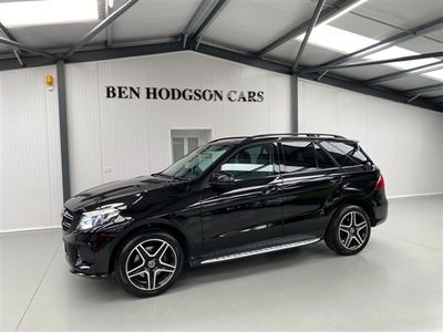 used Mercedes GLE250 Gle-Class 2.1D 4MATIC AMG LINE PREMIUM 5d 201 BHP