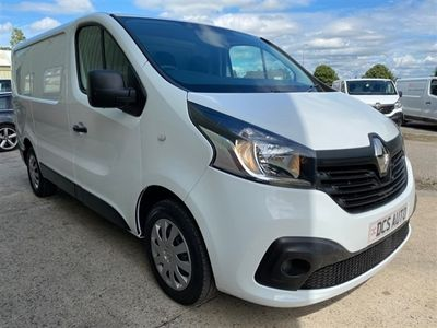used Renault Trafic SL27 BUSINESS PLUS DCI S/R P/V
