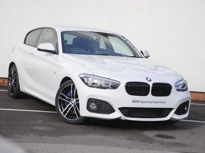 used BMW 118 1 Series I [1.5] M Sport Shadow Edition 3Dr