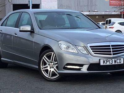 used Mercedes E250 E ClassCDI BlueEFFICIENCY Sport 4dr Tip Auto [7] 2.2