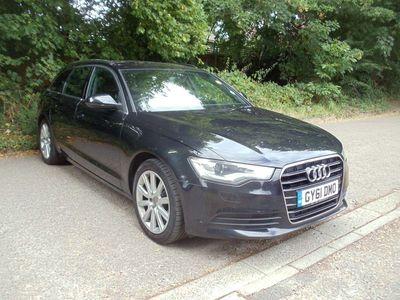 used Audi A6 Avant 3.0 TDI SE Multitronic 5dr