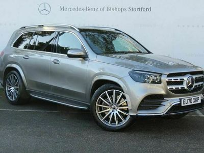 used Mercedes GLS400 GLS4Matic AMG Line Premium 5dr 9G-Tronic
