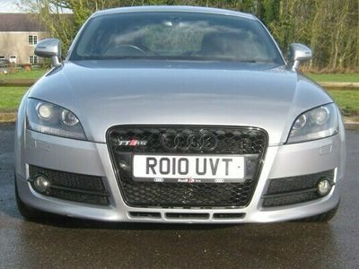 used Audi TT 2.0T FSI S Line Special Ed 2dr