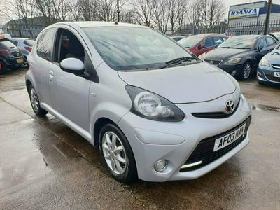 used Toyota Aygo 1.0 VVT-i Mode 5dr
