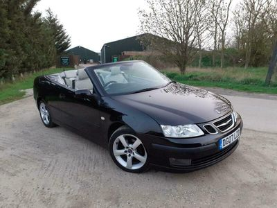 used Saab 9-3 Cabriolet 1.8t Vector 2dr Auto