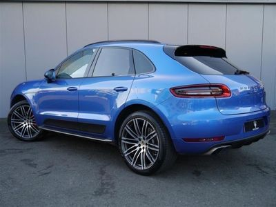 used Porsche Macan Turbo Macan 2016 PDK Estate 2016