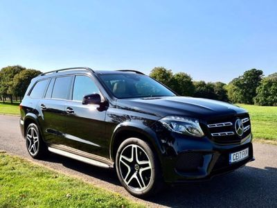 used Mercedes GLS350 GLS-Class SUV4Matic AMG Line 5d 9G-Tronic