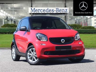 used Smart ForTwo Coupé 1.0 Passion 2dr