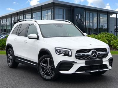 used Mercedes GLB220 GL Class4Matic Amg Line Premium 5Dr 8G-Tronic Auto