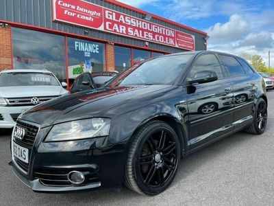 used Audi A3 1.6 TDI S Line 5dr -SERVICE HISTORY INCL TIMING BELT CHANGE-