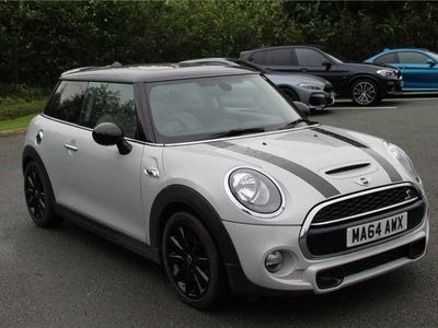 used Mini Cooper S 2.03Dr Auto