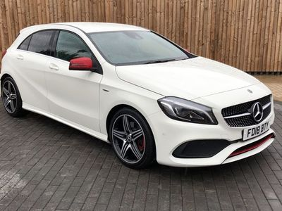 used Mercedes A250 A-ClassAMG 5dr