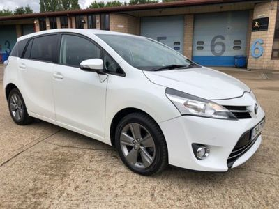 used Toyota Verso 1.8 V-matic Trend Multidrive S 5dr EU5
