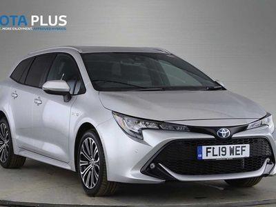 used Toyota Corolla 1.8 Vvt-I Hybrid Design 5Dr Cvt