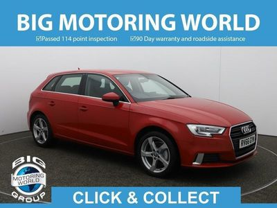 used Audi A3 TFSI SPORT for sale   Big Motoring World