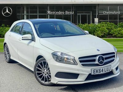 used Mercedes A180 A-ClassCDI BLUEEFFICIENCY AMG SPORT