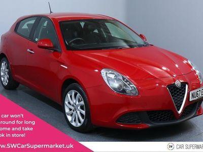 used Alfa Romeo Giulietta JTDM-2 1.6 5dr