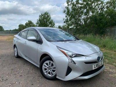 used Toyota Prius 1.8L VVT-h Excel Hatchback Hybrid CVT (s/s) (15in