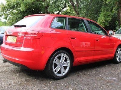 used Audi A3 Sportback 2.0 TDI Sport (Start Stop) 5d
