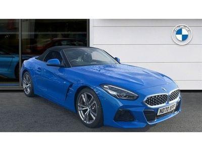 used BMW Z4 sDrive 20i M Sport 2dr Auto Petrol Roadster 2.0