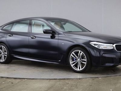 used BMW 630 6 SERIES 3.0 D M SPORT 5dr