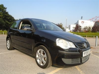 used VW Polo 1.2 Match 60 3dr