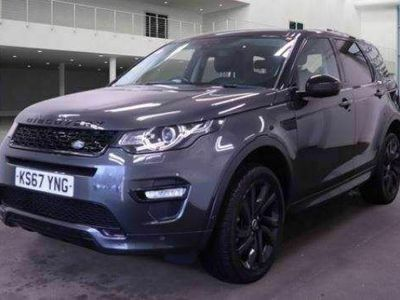 used Land Rover Discovery Sport 2.0 SD4 HSE Dynamic Lux Auto 4WD (s/s) 5dr