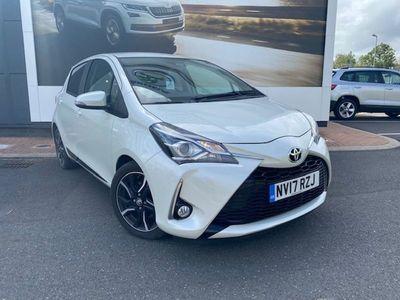 used Toyota Yaris 1.5 VVT-i Design 5-Dr 5dr