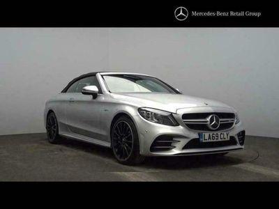 used Mercedes C43 AMG C Class4Matic Premium Plus 2dr 9G-Tronic 3.0
