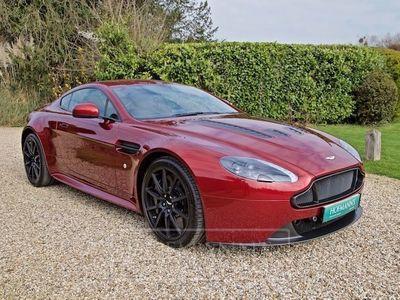 used Aston Martin Vantage 5.9 V12 S 2dr