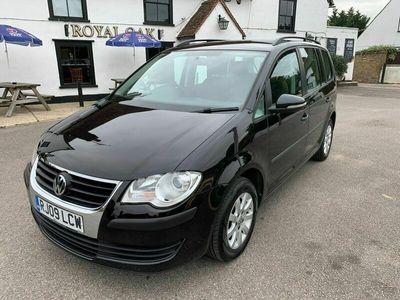 used VW Touran 1.6 S 5dr (7 Seats)