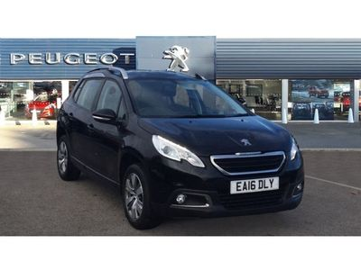 used Peugeot 2008 1.6 BlueHDi 75 Active 5dr