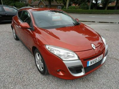 used Renault Mégane 1.5 dCi 106 Dynamique TomTom 3dr NAV CRUISE £30 ROAD TAX