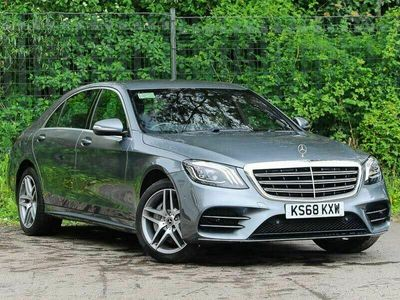 used Mercedes S450 S-ClassAMG Line 4dr 9G-Tronic