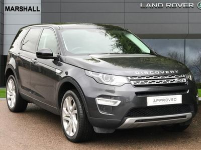 used Land Rover Discovery Sport 2.0 SD4 240 HSE Luxury 5dr Auto