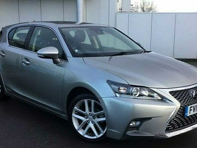 used Lexus CT200h 1.8 5dr CVT Hatchback 2019