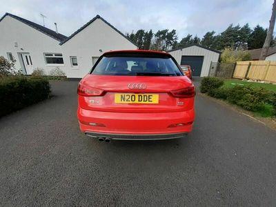 used Audi Q3 2.0 TDI S line S Tronic quattro 5dr