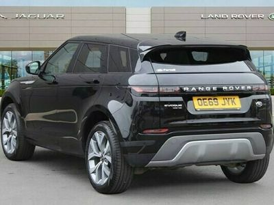 used Land Rover Range Rover evoque 2.0 D180 HSE Auto 4WD (s/s) 5dr