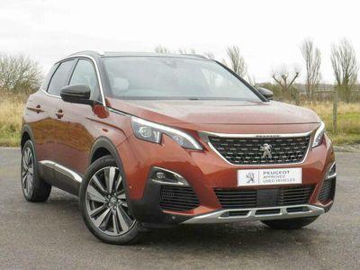 used Peugeot 3008 1.5 BlueHDi GT Line Premium (s/s) 5dr