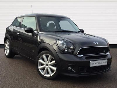 used Mini Cooper S Paceman ALL4 1.6 3dr