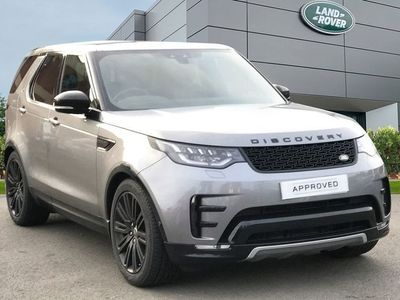 used Land Rover Discovery 3.0 SDV6 Landmark Edition 5dr Auto Station Wagon 2019