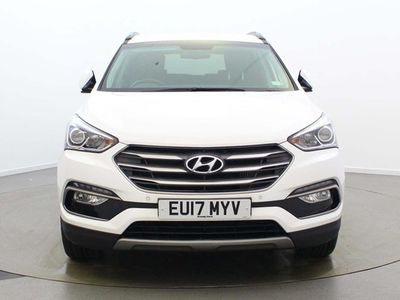 used Hyundai Santa Fe Estate 2.2 CRDi Blue Drive Premium (7 Seats) 5d Auto