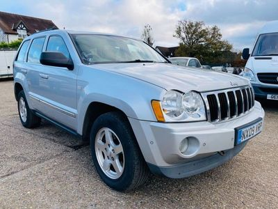 used Jeep Grand Cherokee 3.0 V6 CRD LIMITED 5d 215 BHP