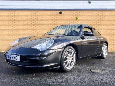 used Porsche 911 911 Targa(996) Targa 2d