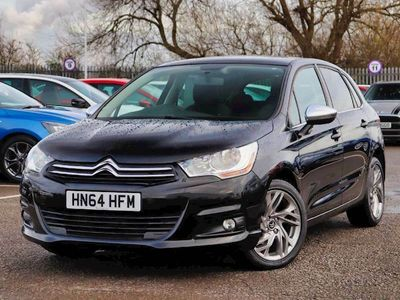 used Citroën C4 HATCHBACK SPECIAL EDITION 1.6 e-HDi [115] Selection 5dr
