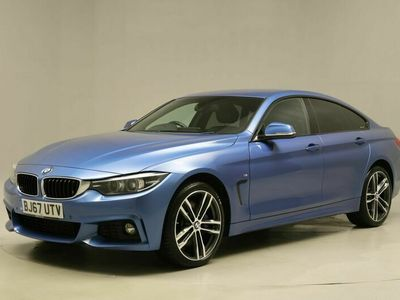 used BMW 435 4-Series Gran Coupe d xDrive M Sport (Professional Media) 5d Auto