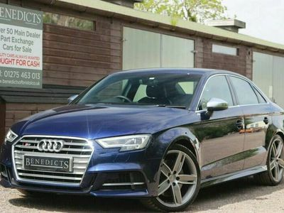 used Audi S3 2.0 TFSI Saloon 4d