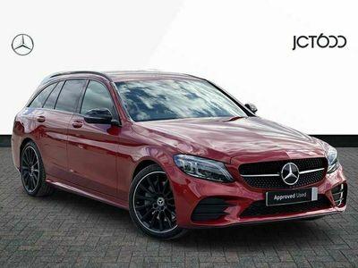 used Mercedes C300 C ClassAMG Line Premium 5dr 9G-Tronic estate
