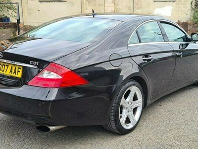 used Mercedes CLS320 CLSCDI 4dr Tip Auto **FREE DELIVERY**NEW MOT**2 OWNERS** SATNAV**